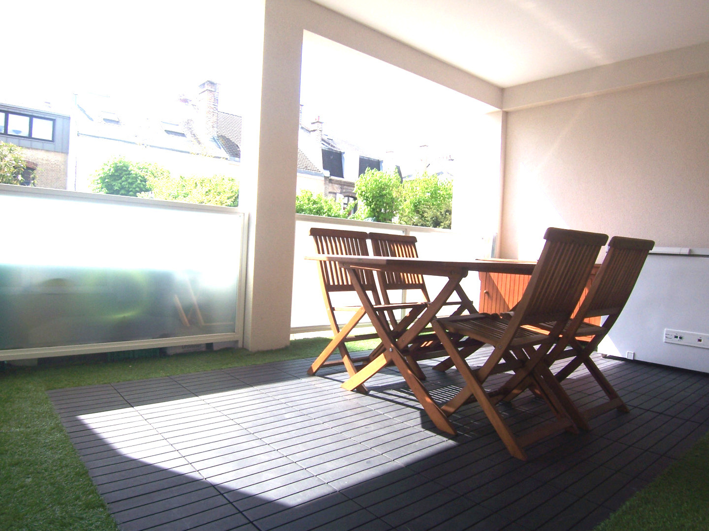 Appartement Reims – Secteur Moissons.