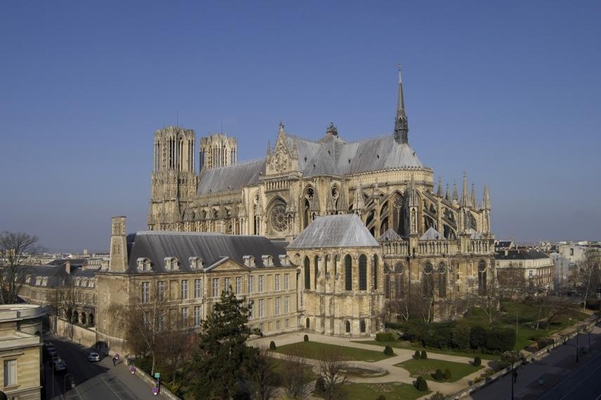 Appartement Exclusivité -Reims Centre – Secteur Cathedrale
