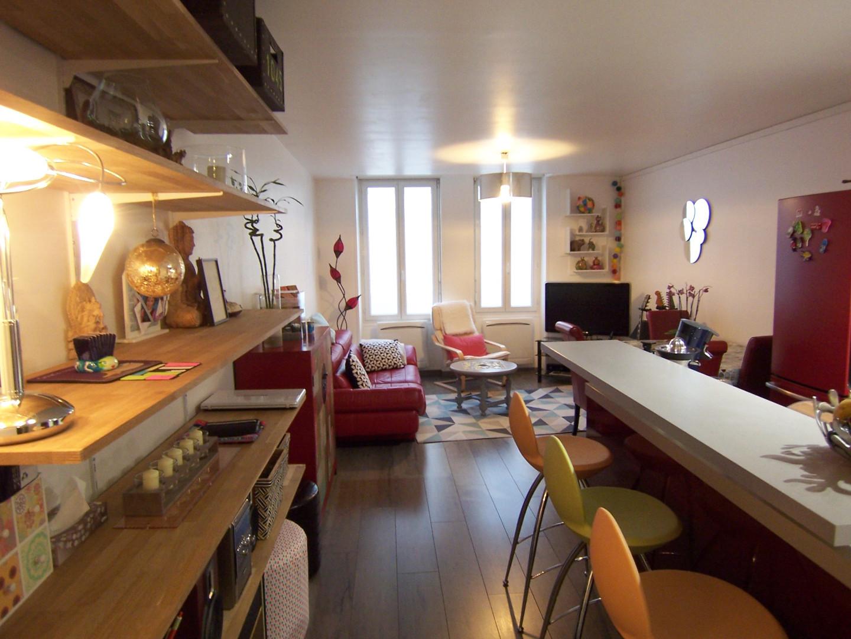 Appartement Reims- Secteur Jean Jaures